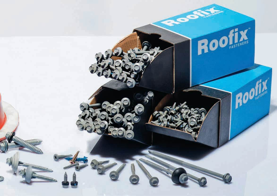 Roofix Fasteners Amp Screws India Best Metal Roofing Screws